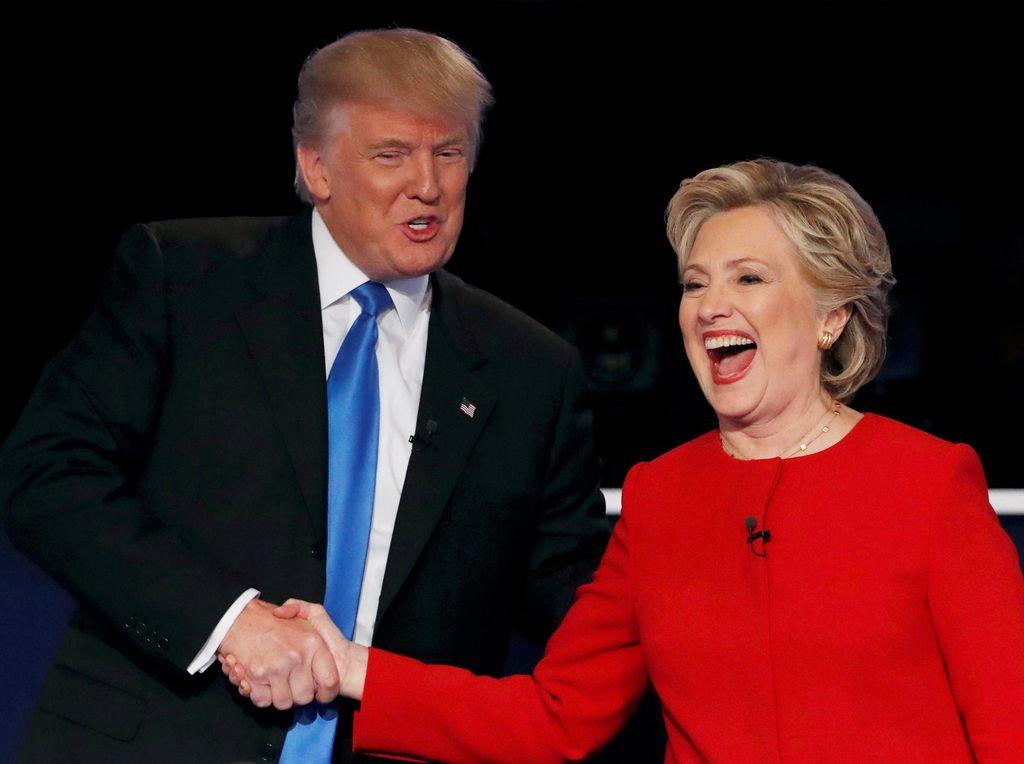 Media Utama Pemerintah China Ejek Pemilihan Presiden AS