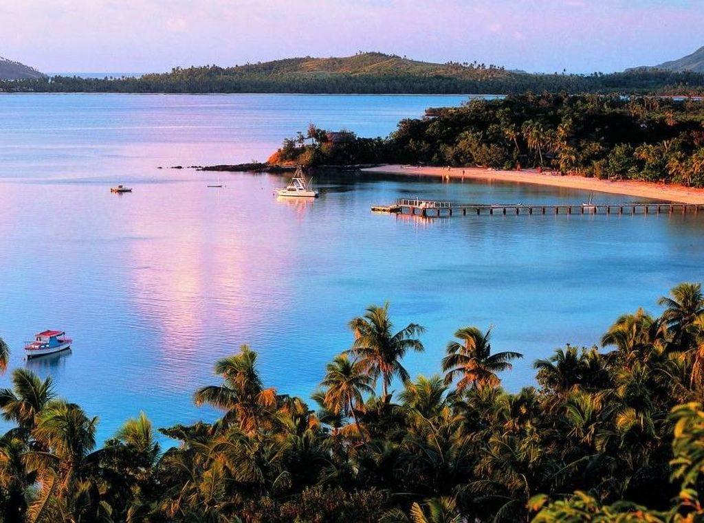 Kisah Horor Fiji, Negara Cantik yang Dikunjungi Pangeran Harry