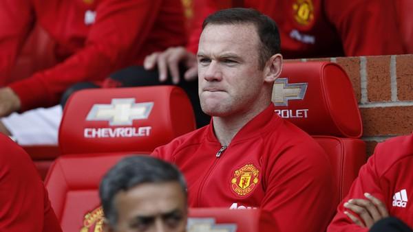 Rooney Akui Musim Terakhir di MU Bikin Frustrasi