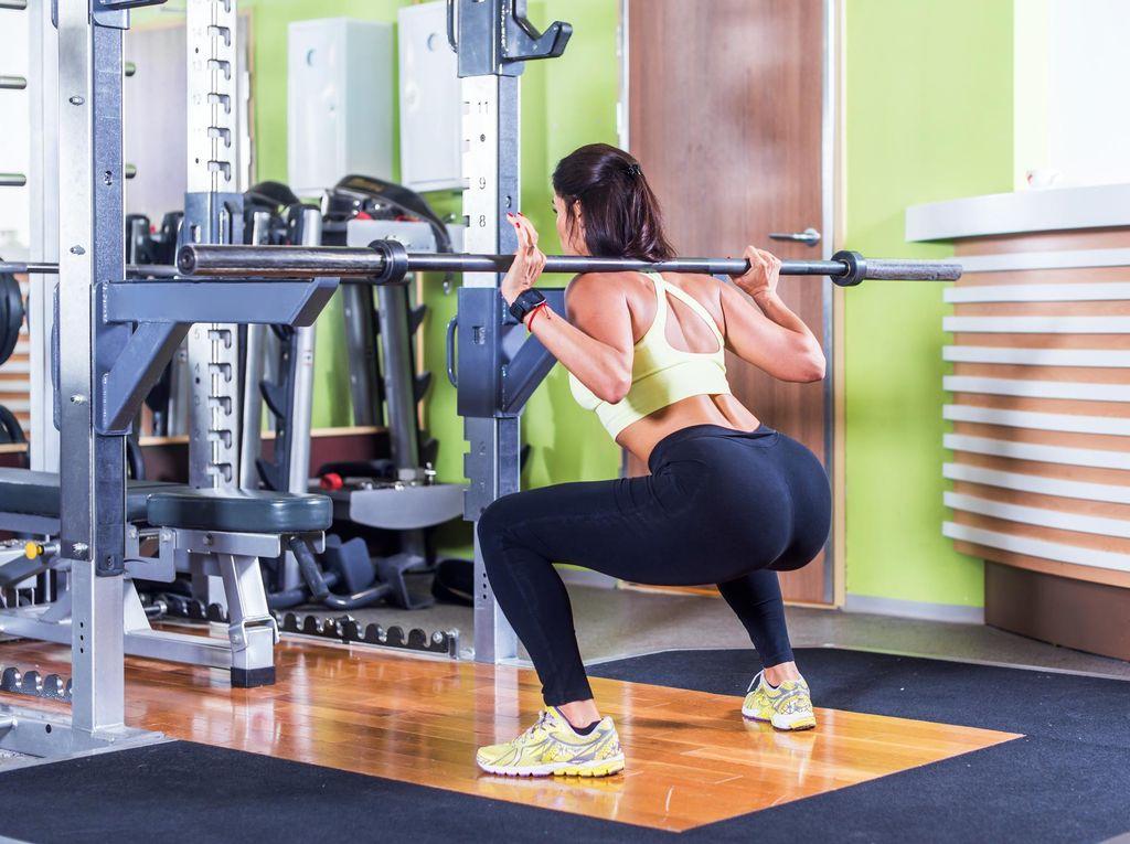 Perlu Tahu! 5 Tipe Barbell yang Ada di Tempat Fitness