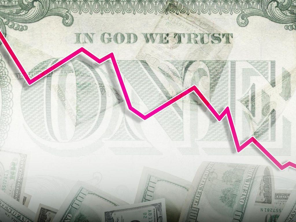 Rupiah Tekuk Balik Dolar AS ke Rp 13.905