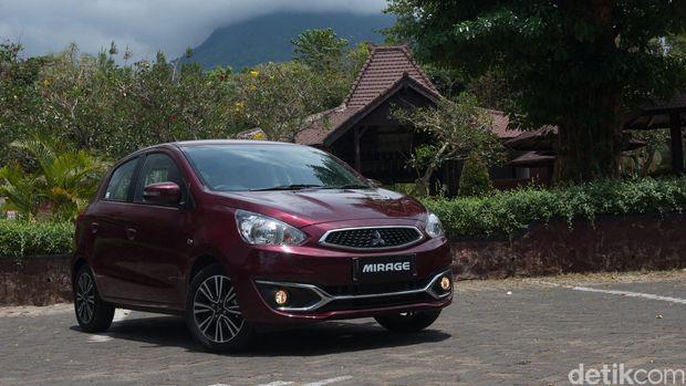 Mirage model lama yang sempat dijual di Indonesia