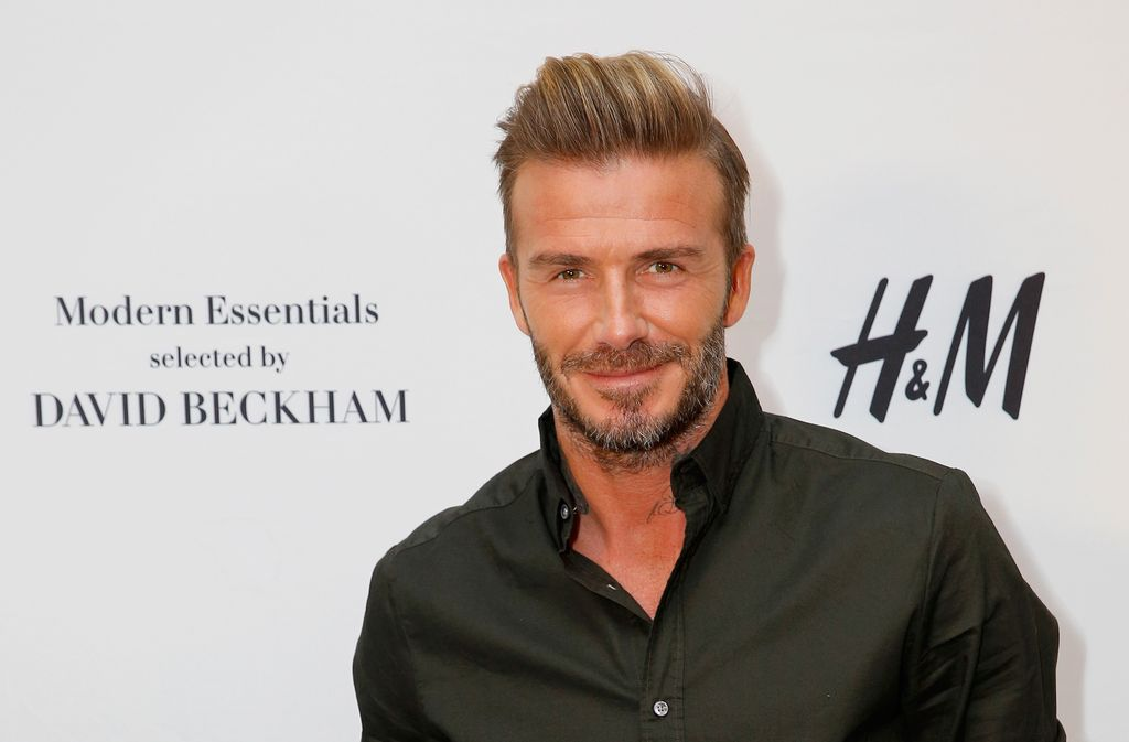 David Beckham yang terkenal stylish