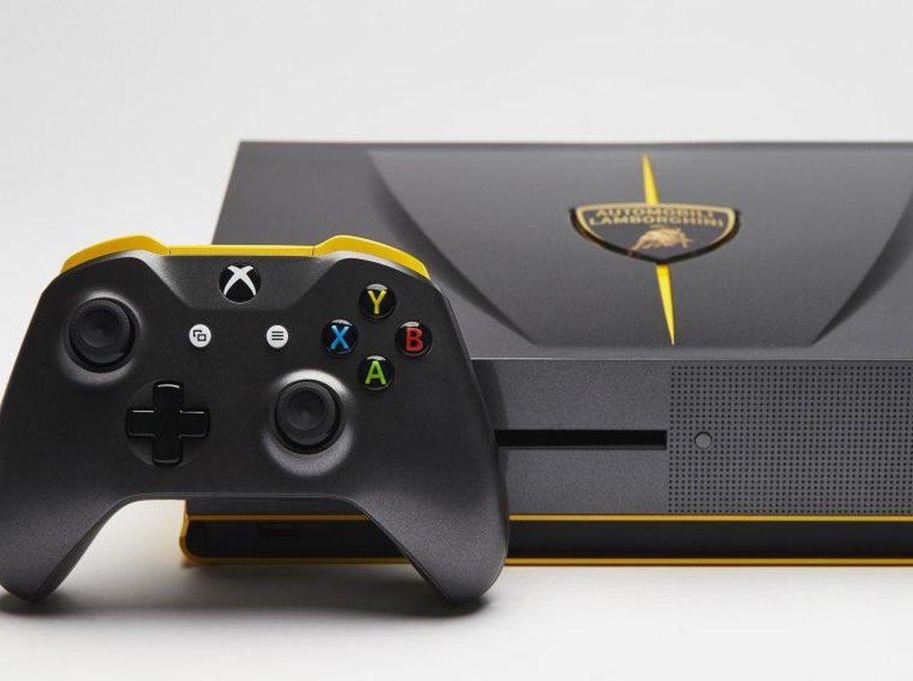 Microsoft Rilis Xbox One S Lamborghini