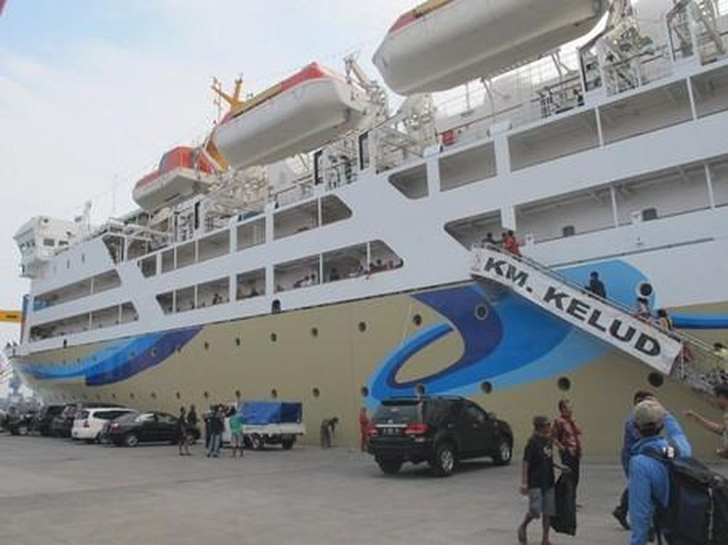 Naik Kapal Pelni Bawa Bagasi di Atas 50Kg Kena Tarif