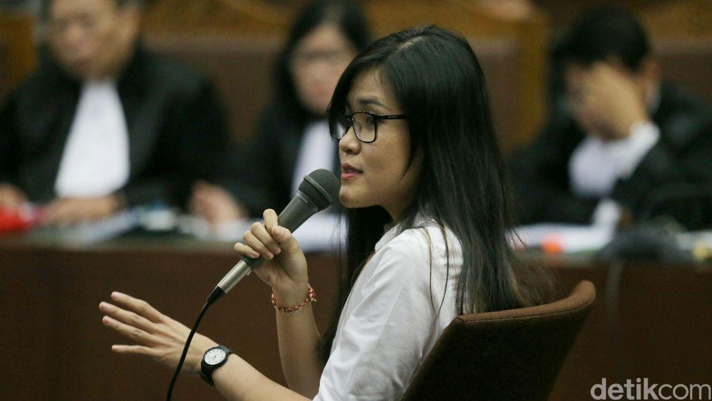 Sidang ke-26, Jessica Diperiksa Sebagai Terdakwa
