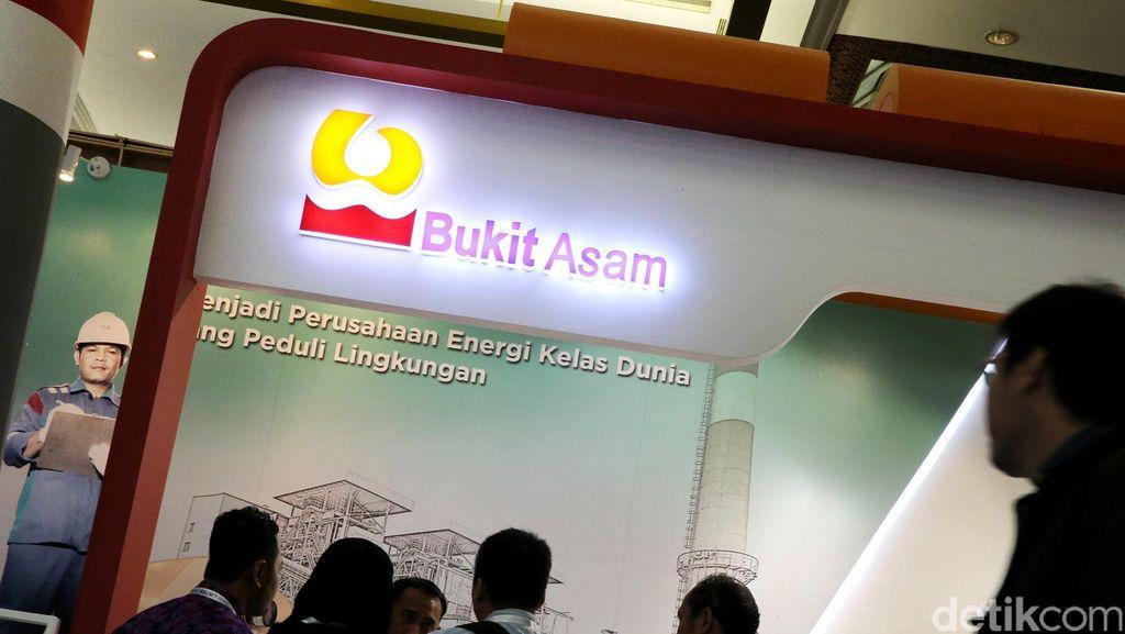 Bukit Asam Siapkan Belanja Modal Rp 4,5 T Tahun Depan