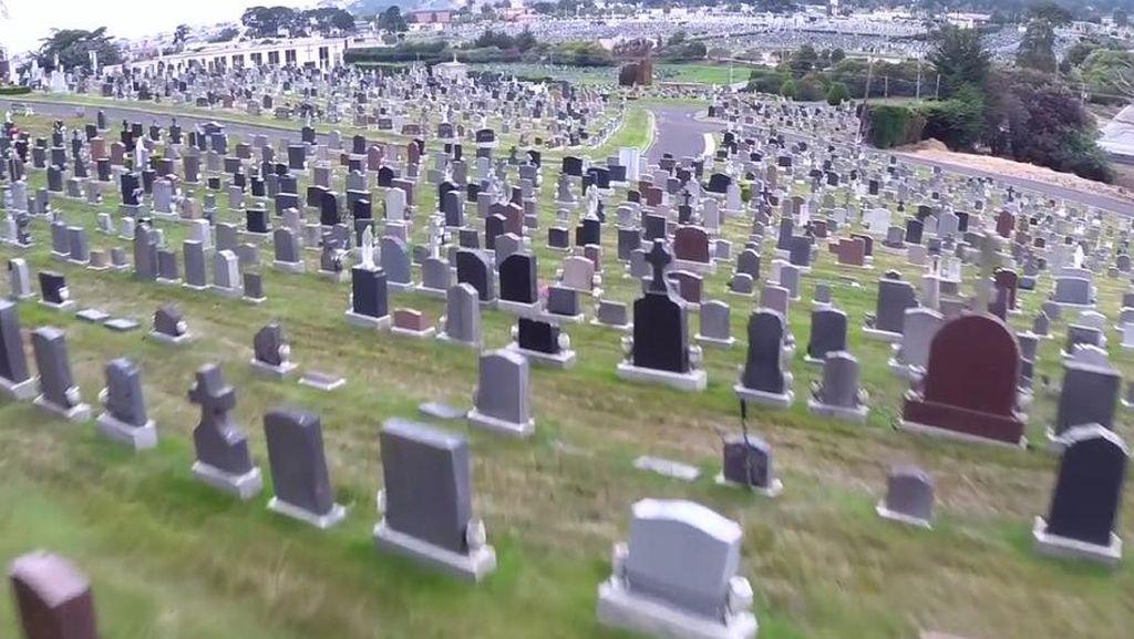 Colma di AS yang Dijuluki Kotanya Orang Mati