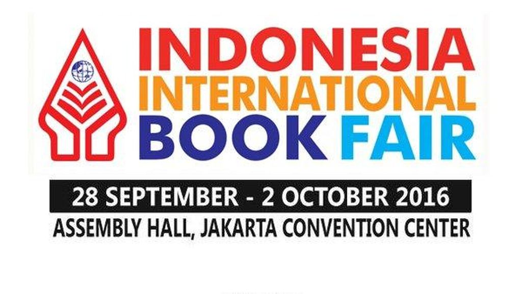 Indonesia International Book Fair 2016 Dibuka Hari Ini