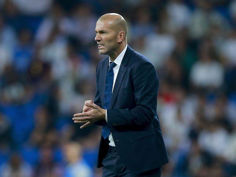 """Bandar Poker - Musim Pertama Zidane Di Madrid Luar Biasa"""