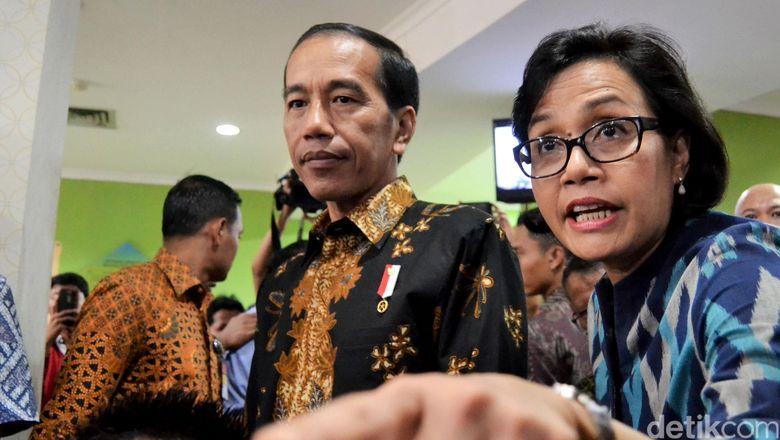 Sri Mulyani Lapor ke Jokowi, Setoran Pajak Sudah Rp 770 Triliun