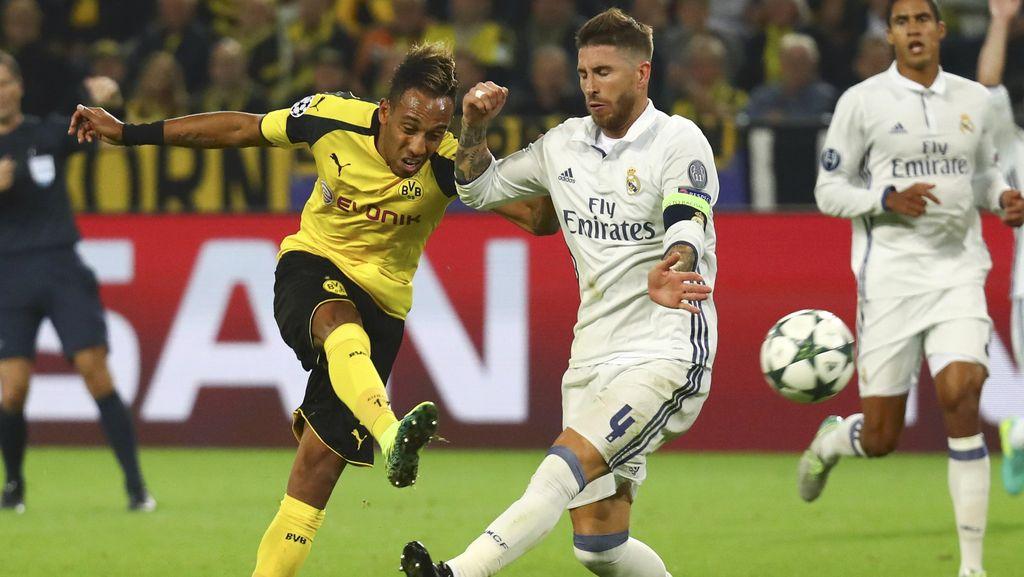 Misi Zidane Memburu Rekor Beenhakker Diadang Dortmund