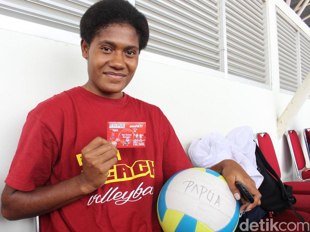 Ritual Atlet Papua Sebelum Bertanding: Telepon Ibu di Kampung