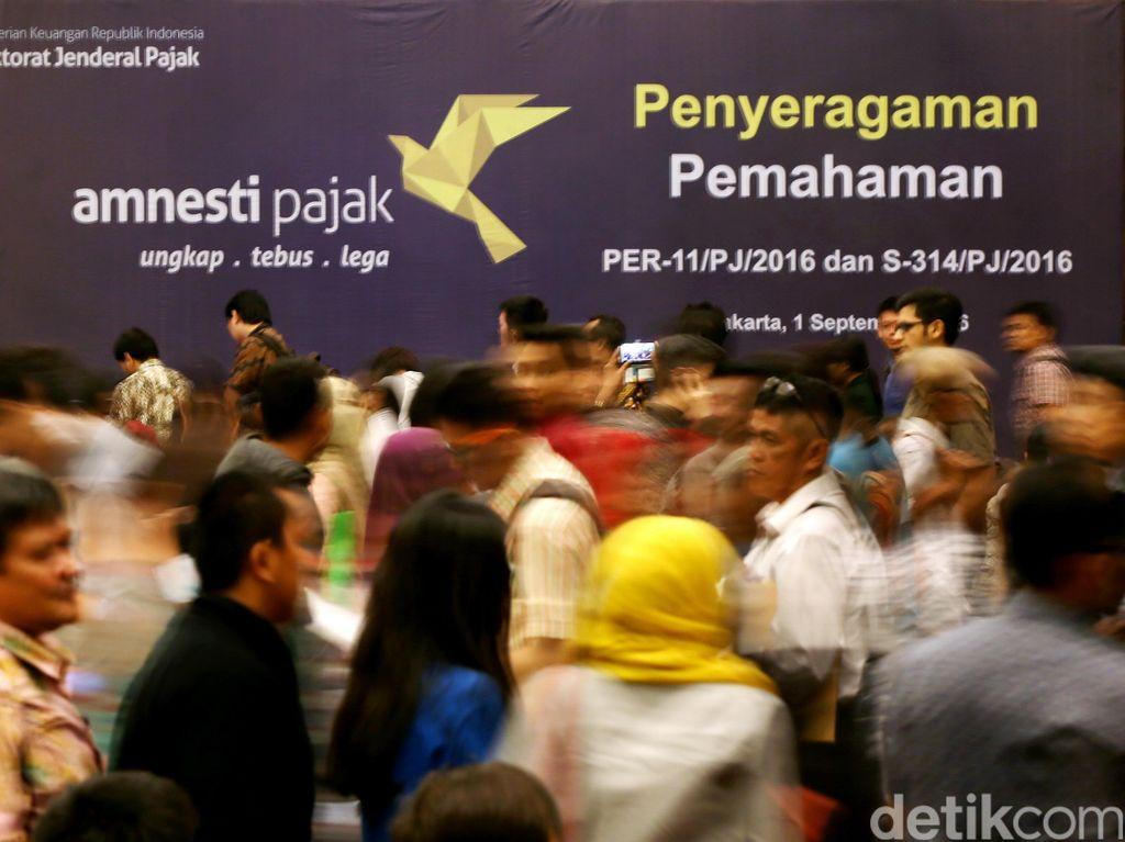 Deretan Negara yang Berkali-kali Gelar Tax Amnesty