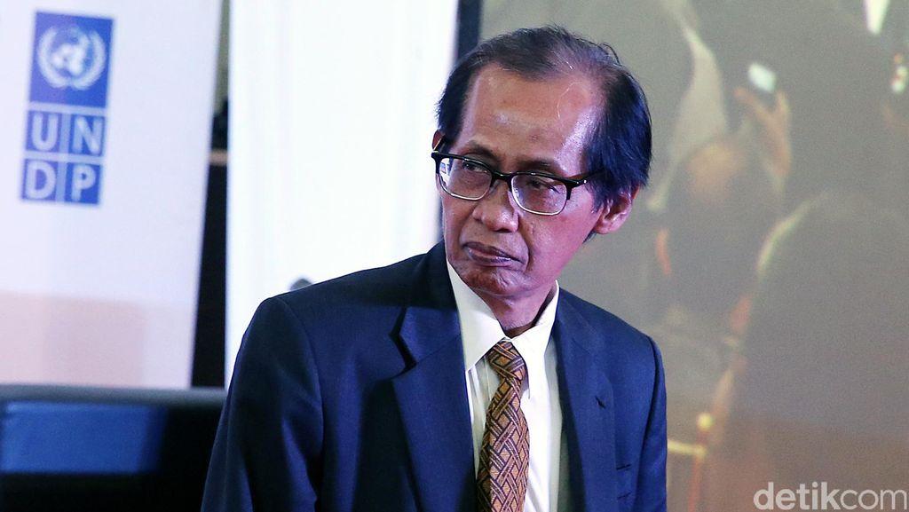 Artidjo dkk Perberat Hukuman Eks Ketua DPRD Bengkalis Jadi 12 Tahun Bui