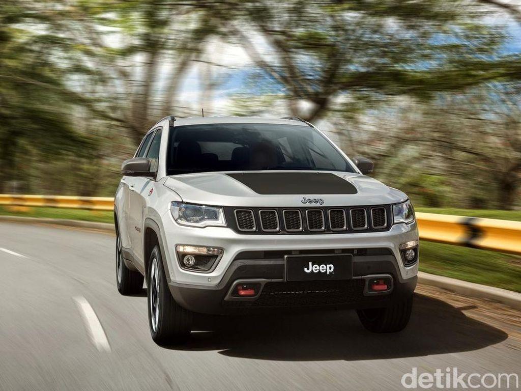 Ini Harga Jip Murah Meriah dari Jeep di Indonesia