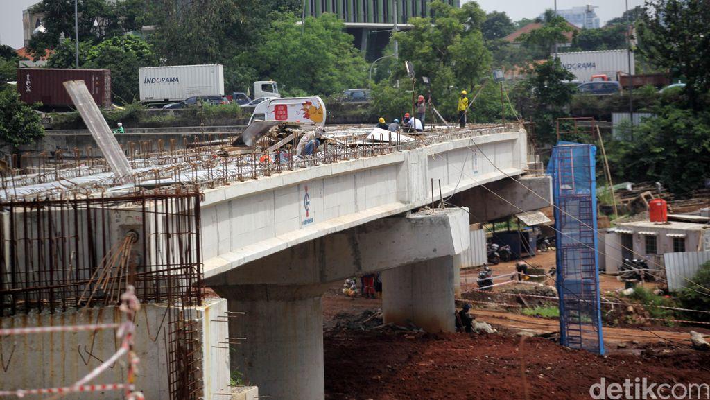 Rampung 2019, Berapa Tarif Jalan Tol Layang Jakarta-Cikampek?
