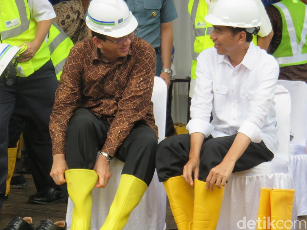 Sahabat Ungkap Arti Jokowi bagi Ahok