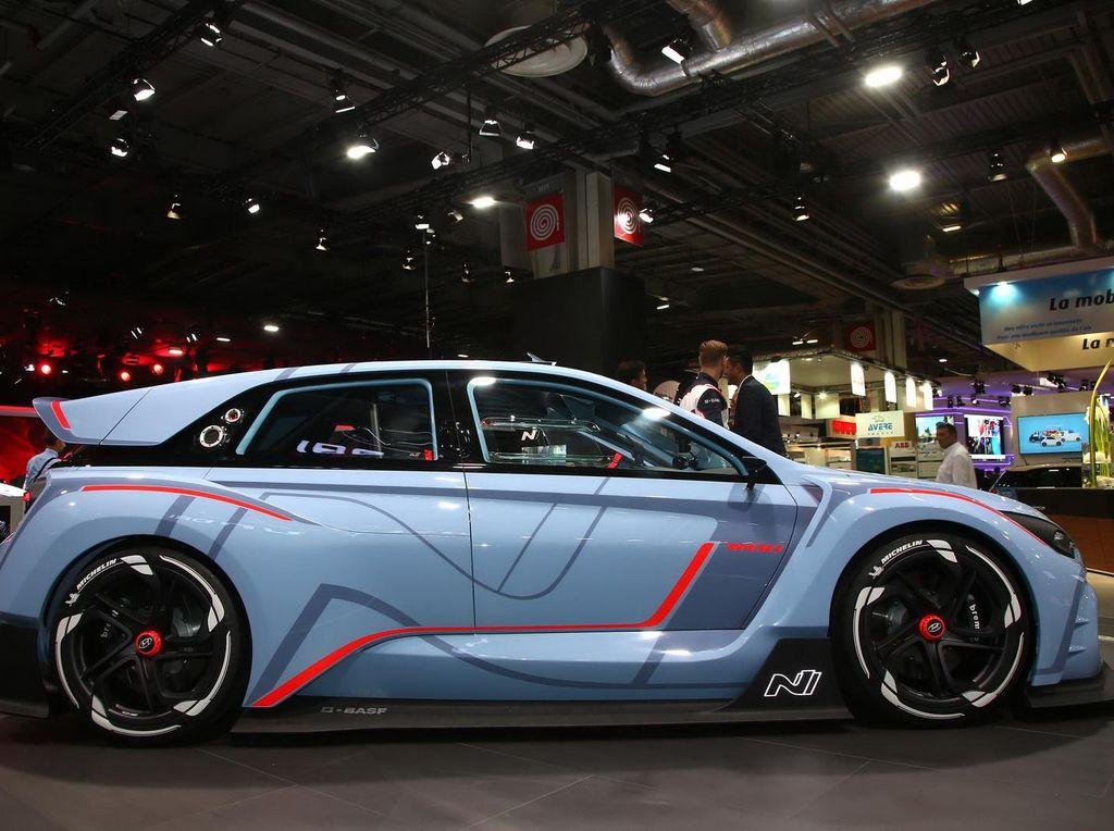 Konsep RN30, Calon Mobil Performa Tinggi Hyundai