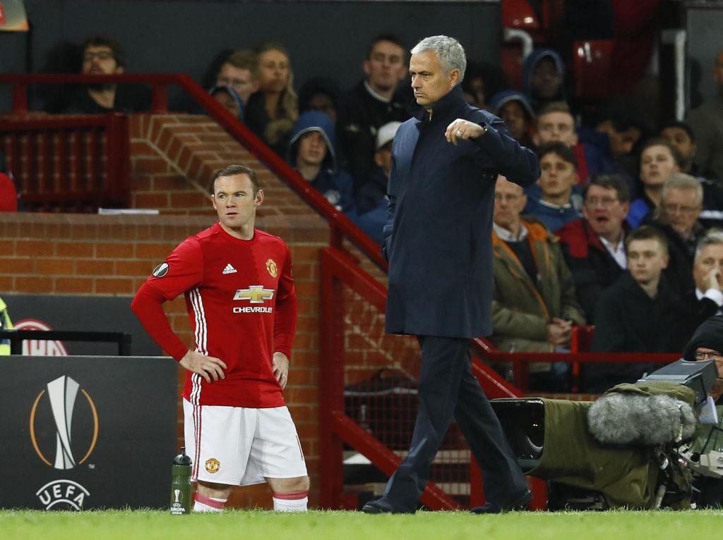 Heboh Pogba Vs Mourinho, Ramai Lagi soal Pengakuan Rooney