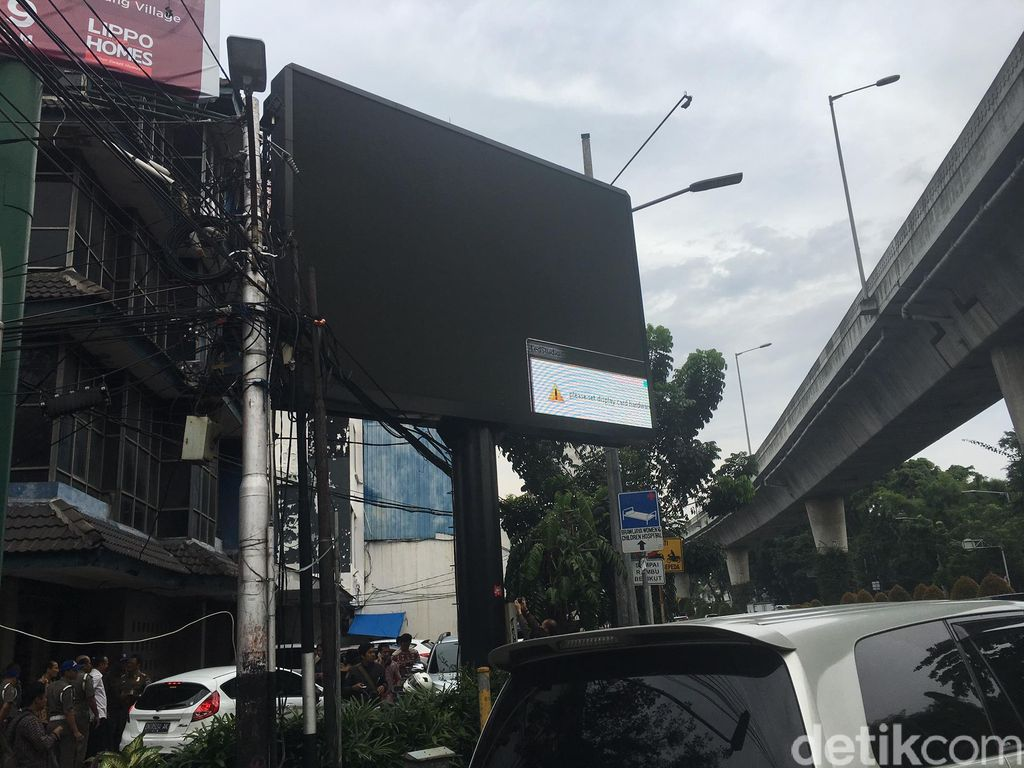 Jokowi-Amin Dilaporkan, Ini Aturan KPU Soal Videotron Dalam Kampanye