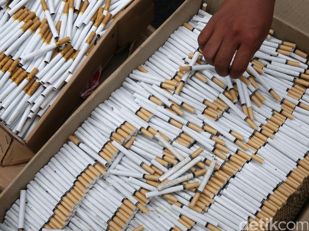 Kondisi Keuangan Produsen Rokok yang Sahamnya Berguguran