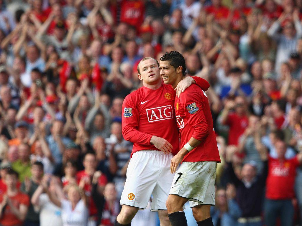 Wayne Rooney Pilih Lionel Messi ketimbang Cristiano Ronaldo
