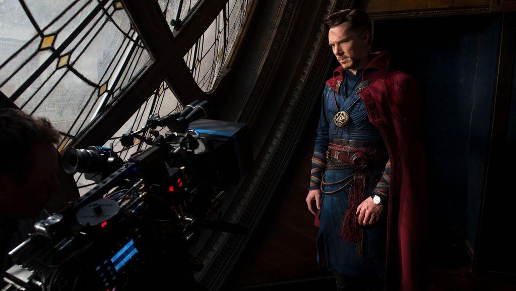 Doctor Strange: Pertaruhan Marvel yang Gemilang