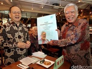 Tokoh dan Mantan Menteri Hadiri Peluncuran Buku Gizi Pembangunan