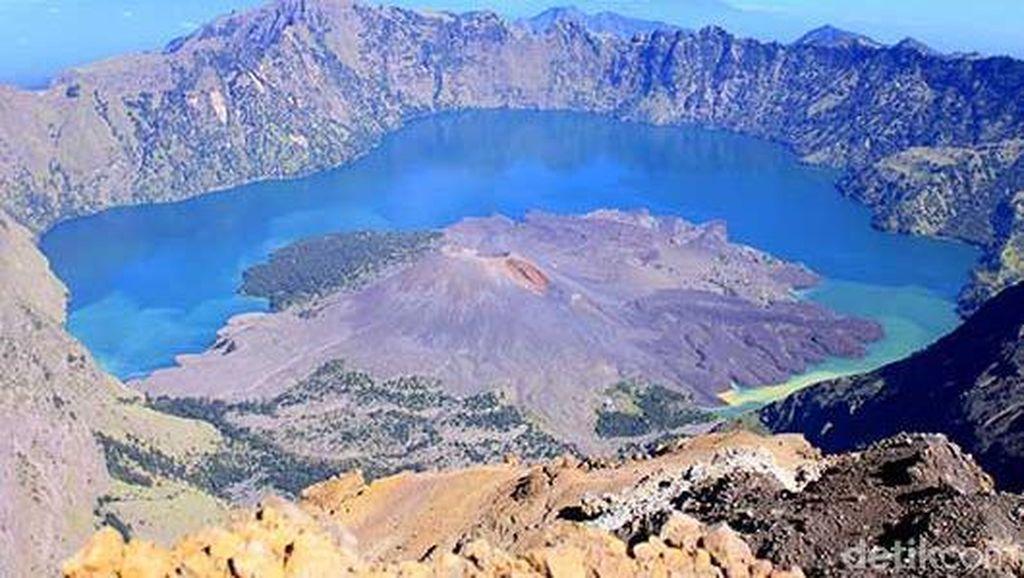 Taman Geopark Rinjani di Lombok Diapresiasi Oleh UNESCO