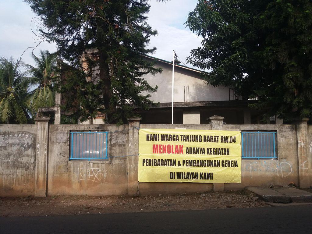 Wali Kota Jaksel: Warga Pada Prinsipnya Tak Setuju Ada GBKP Pasar Minggu
