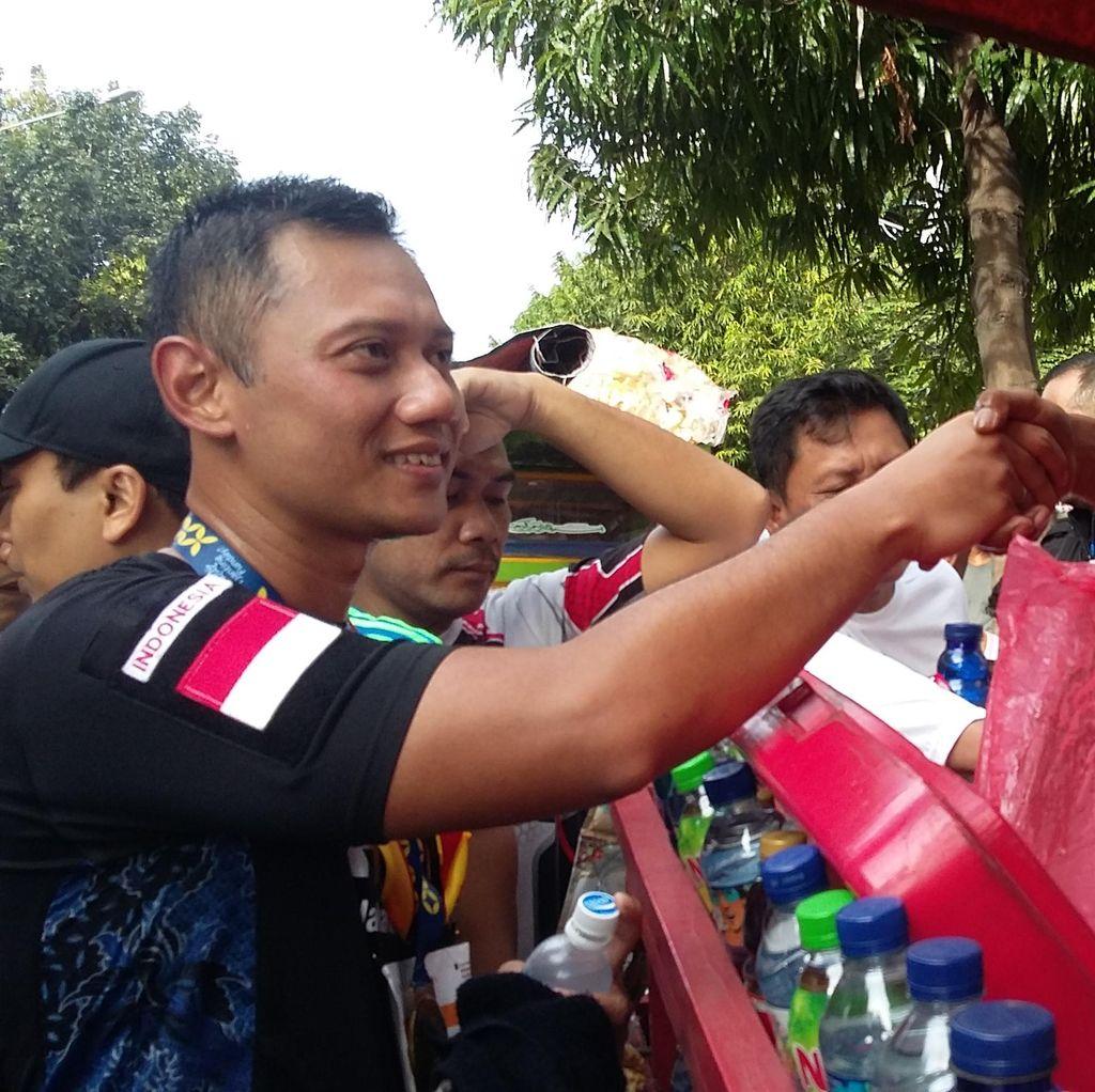 Senang Indonesia Lolos AFF, Agus Siap Tingkatkan Fasilitas Olahraga di DKI