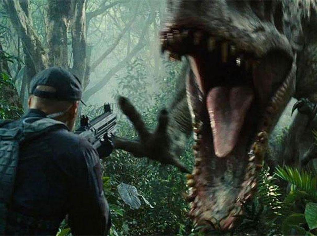 Gaet Zach King, Jurassic World Menggoda Lagi