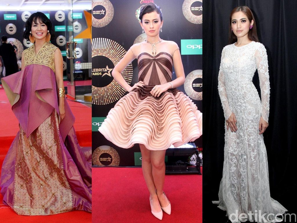 Siapa Paling Cantik, Andien, Kimberly Ryder atau Jessica Iskandar?