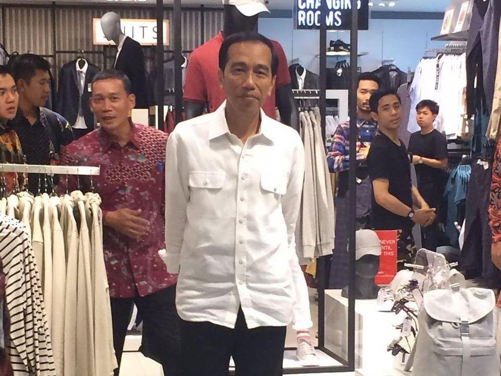 Deretan Produk Lokal yang di-Endorse Jokowi, Apa Saja?