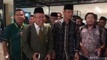 Ketum PPP Kenalkan Agus-Sylvi Sebagai Cagub-Cawagub DKI, Wiranto Tepuk Tangan