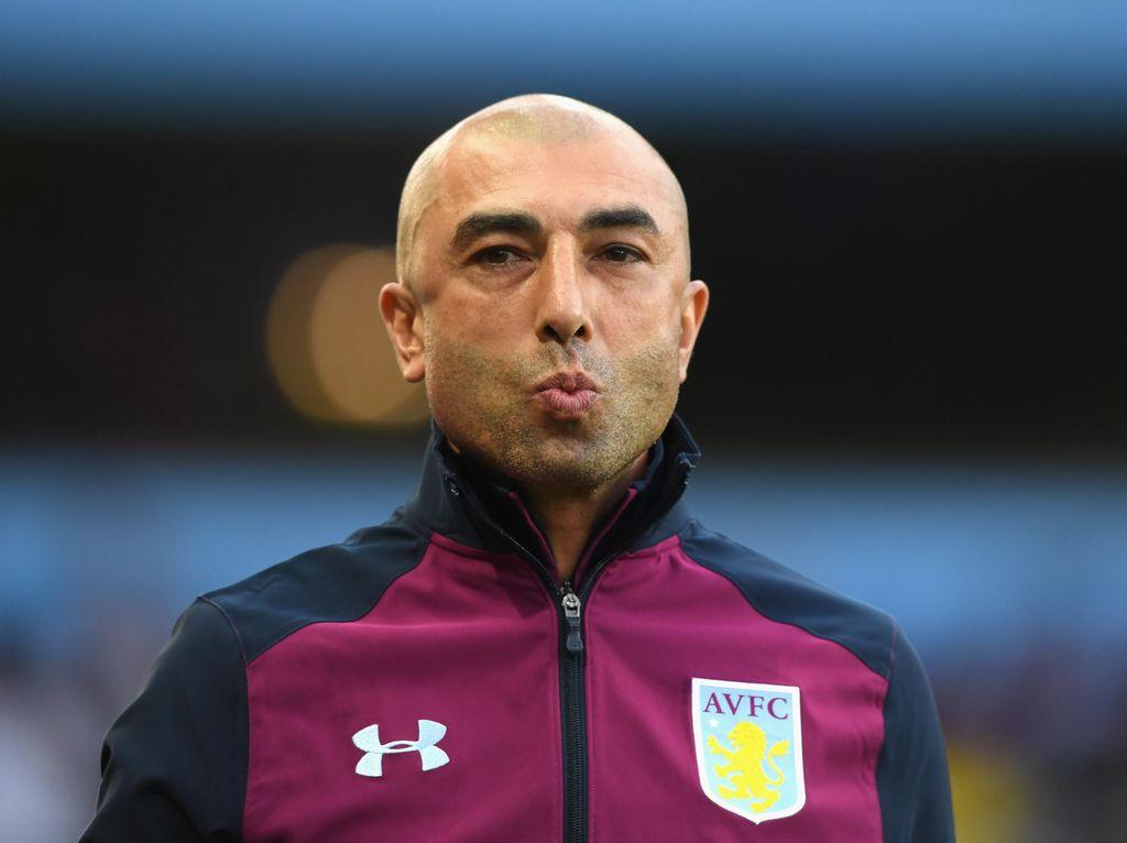 Di Matteo Dipecat Setelah 124 Hari Jadi Manajer Villa