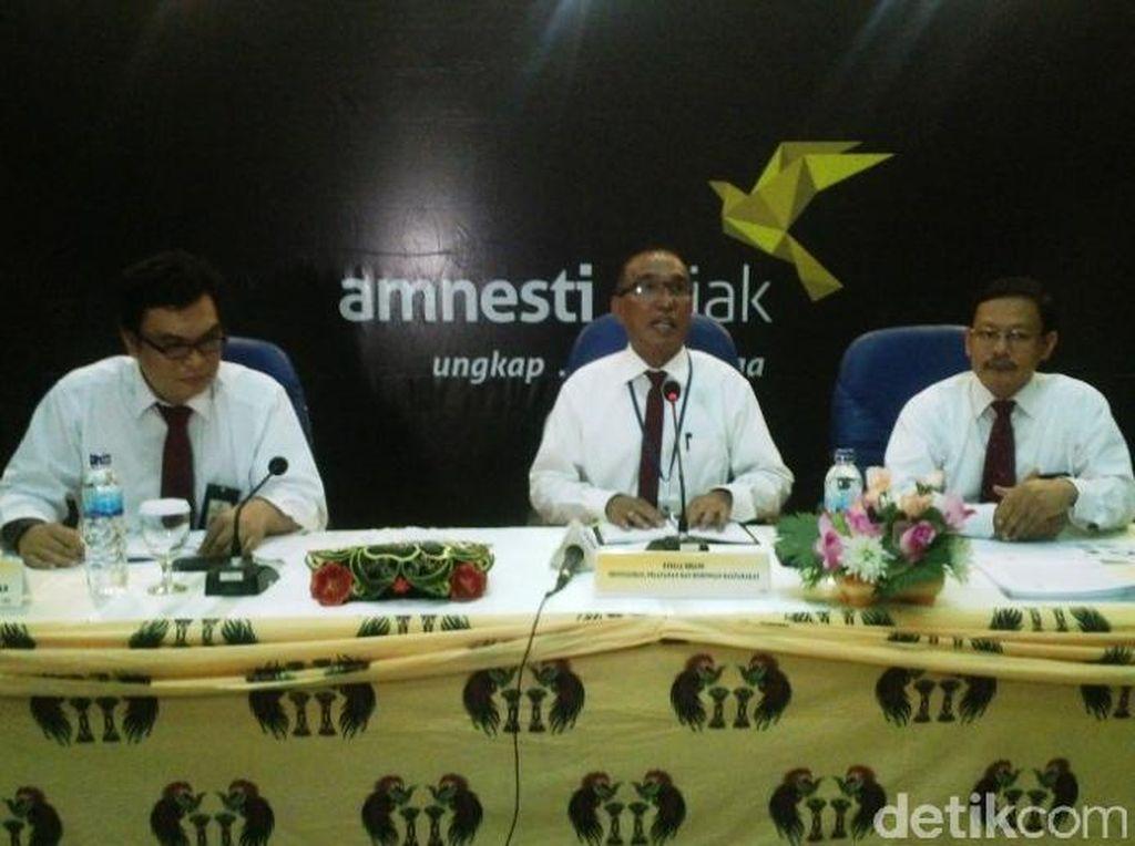 Ini Upaya Kanwil DJP Papua dan Maluku Ajak Wajib Pajak Ikut Tax Amnesty