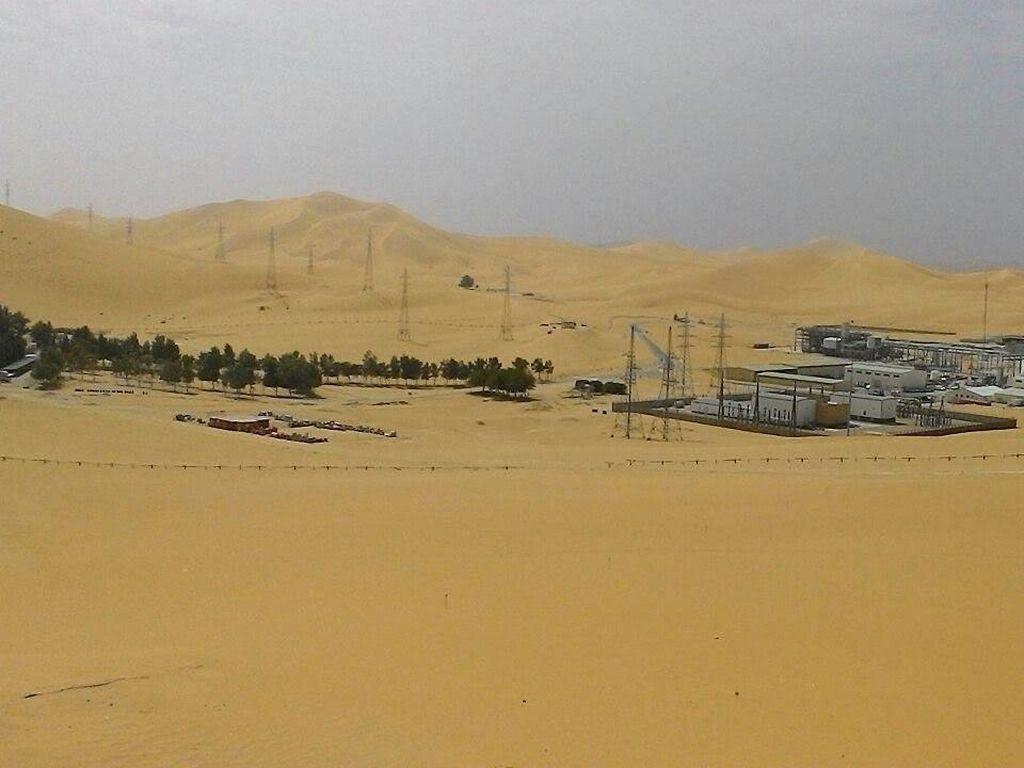 Mengintip Ladang Minyak Pertamina di Tengah Gurun Sahara
