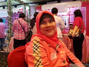 Karena Mammografi, Santi Bersyukur Tanda Kanker Payudaranya Segera Ketahuan