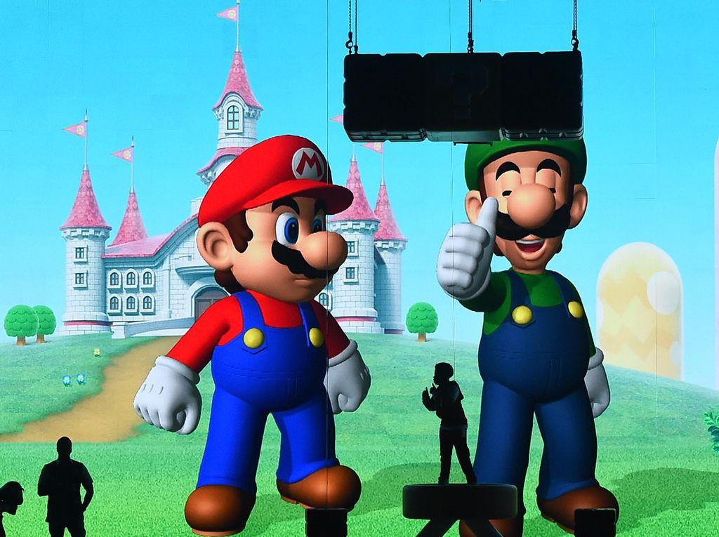 Bos Xbox Ingin Bisa Bikin Game Super Mario Bros