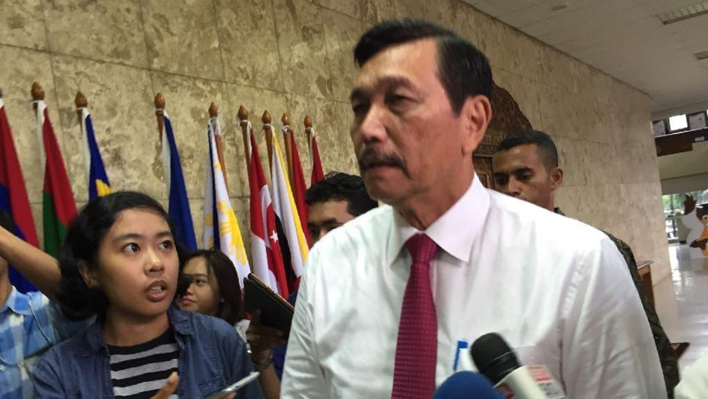 Luhut Minta Utang untuk Proyek Kereta Kencang JKT-SBY Bisa Dicicil 40 Tahun