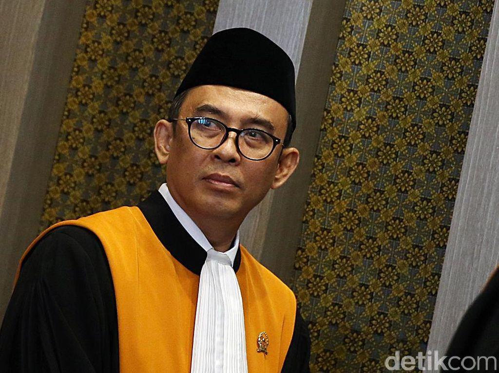 Mengenal Hakim Agung yang Tolak Lepaskan Syafruddin Temenggung