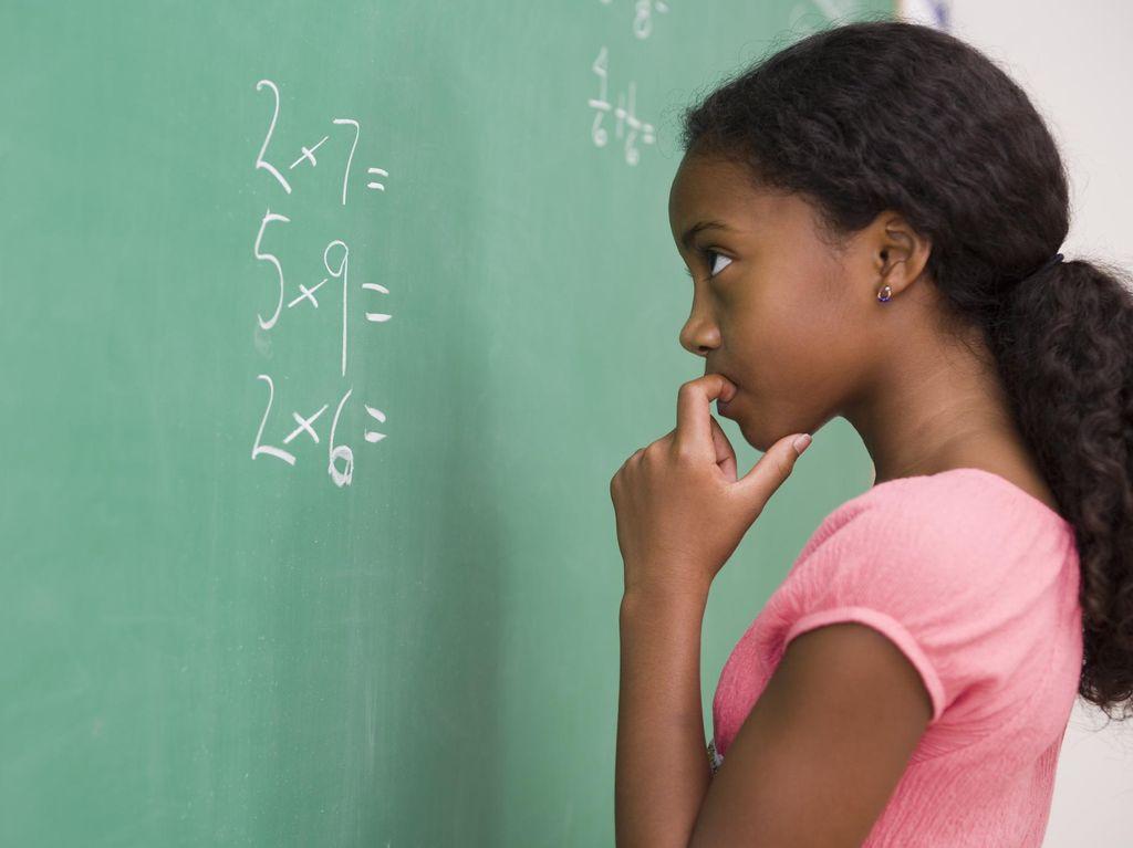 Atasi Kegemukan, Pelajaran Matematika Akan Diisi Cara Menghitung Kalori