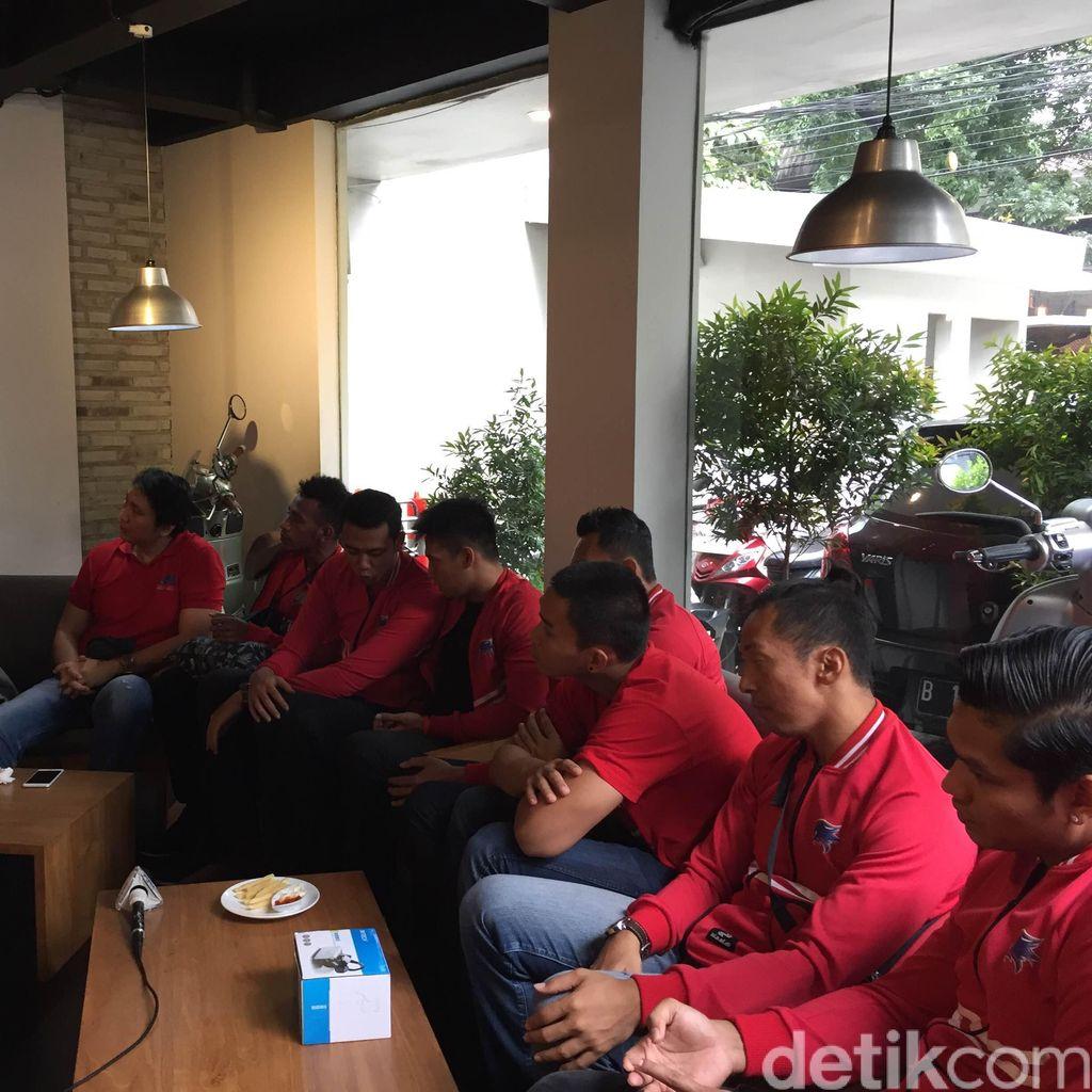 Pemanasan di Siliwangi Games, Garuda Bandung Sertakan 1 Pemain Asing