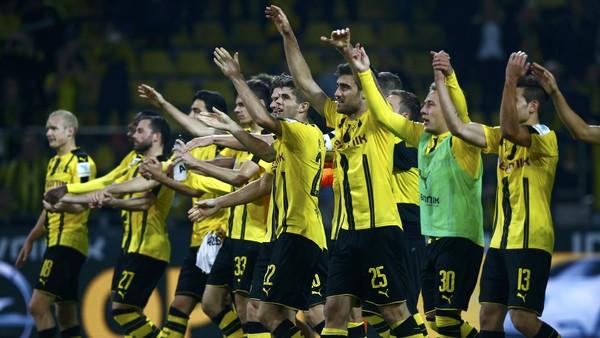 Dortmund Tak Berniat Datangkan Pemain Baru Januari Nanti