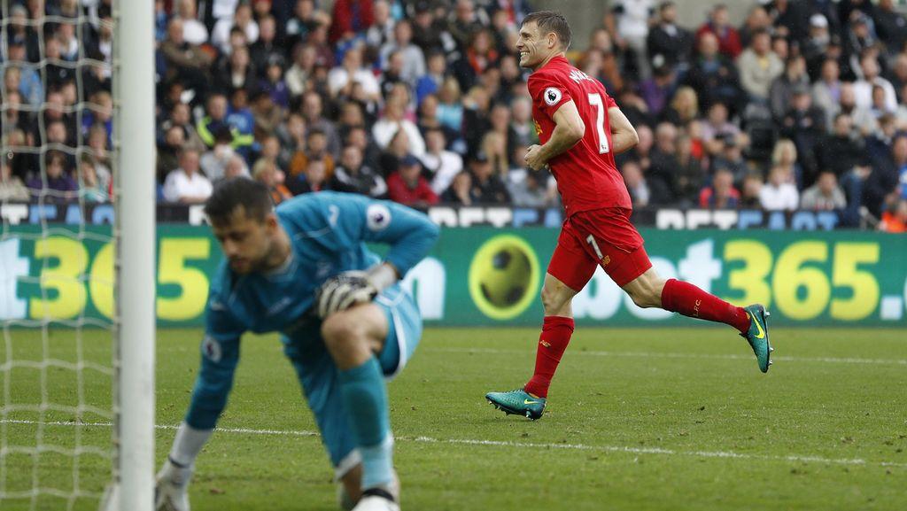 Tentang Penalti-Penalti Liverpool dan Kesempurnaan Milner sebagai Algojo