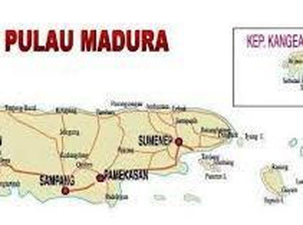Pulau Madura akan Jadi Provinsi yang Didukung Empat Bupati