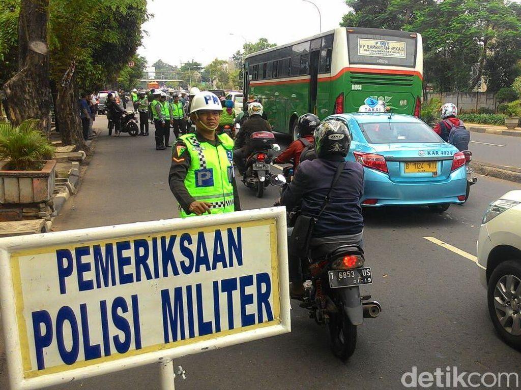 Pesan Panglima TNI ke Polisi Militer soal Penindakan Prokes untuk Prajurit