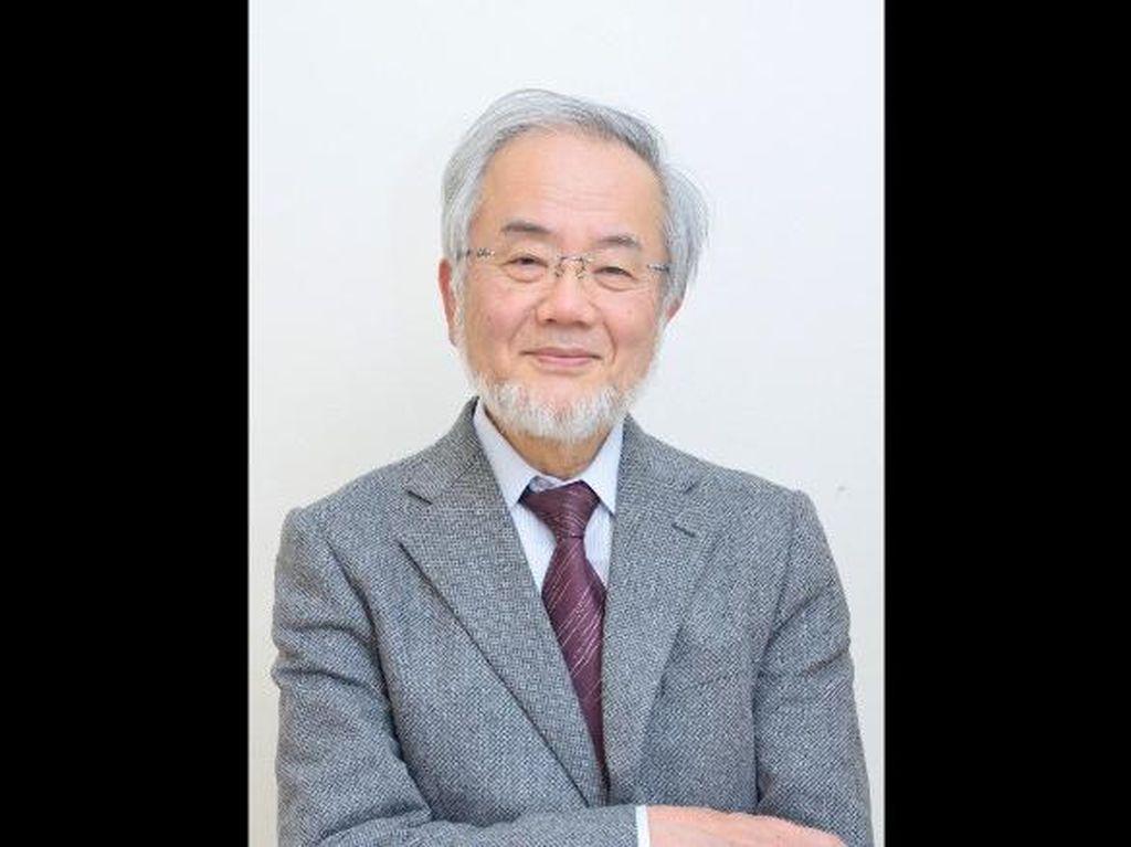 Ungkap Rahasia Kesehatan Sel, Profesor Jepang Ini Raih Nobel Kedokteran 2016